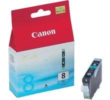 Canon CLI-8PC, azurová - 0624B001