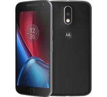 Lenovo Moto G4 Plus - 16GB, LTE, černá - SM4378AE7N7 + Zdarma SIM karta Relax Mobil s kreditem 250 Kč