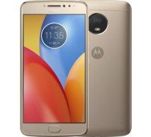 Motorola Moto E Plus, zlatá - PA700044CZ + Zdarma GSM reproduktor Accent Funky Sound, černá (v ceně 299,-)