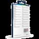 FIXED TPU gelové pouzdro pro Asus ZenFone 3 Max (ZC520TL), matné