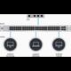 Ubiquiti UniFi Security Gateway, 3x Gbit LAN