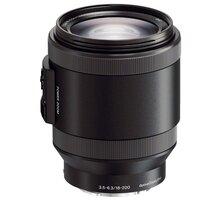 Sony SELP18200 objektiv 18-200mm, f3,5-6,3, bajonet E - SELP18200.AE