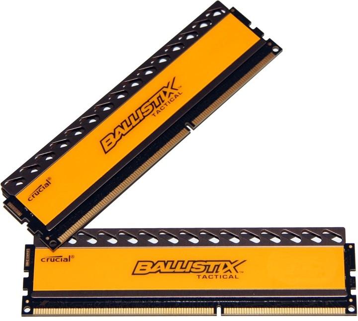 Crucial Ballistix Tactical 8GB (2x4GB) DDR3 1866