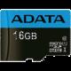 ADATA Micro SDHC Premier 16GB 85MB/s UHS-I U1 + SD adaptér