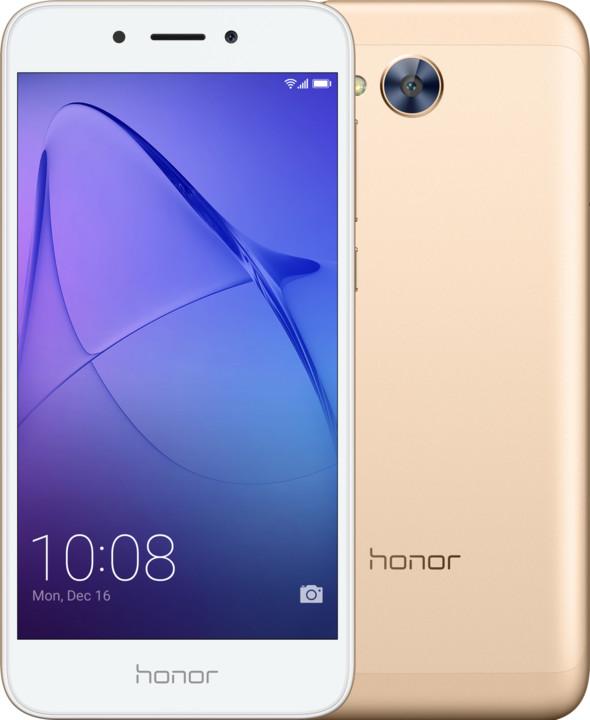 Honor 6A, zlatá