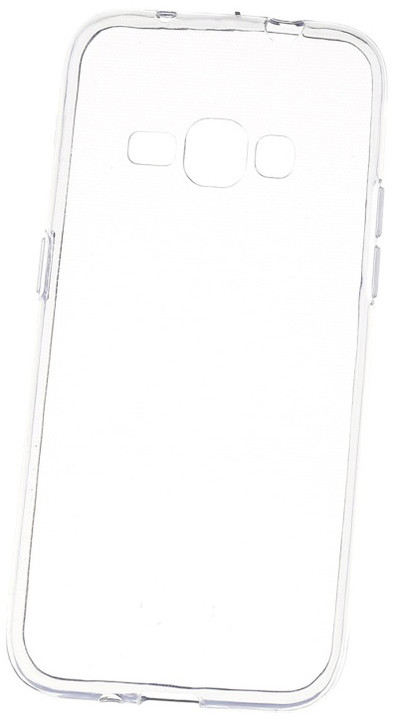 CELLY Gelskin pouzdro pro Samsung Galaxy J1 (2016), bezbarvé