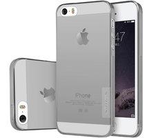 Nillkin Nature TPU Pouzdro Grey pro iPhone 5/5S/SE - 29701