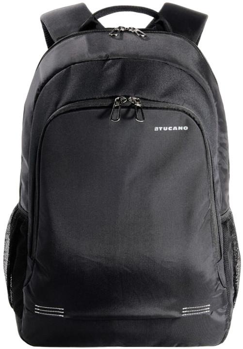 """TUCANO Forte batoh pro notebook do 15,6"""", extra polstrování, černá"""