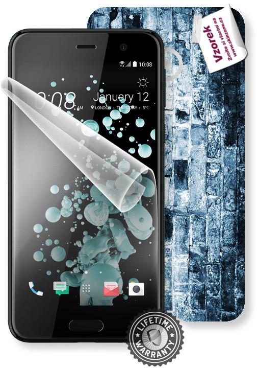 ScreenShield fólie na displej + skin voucher (vč. popl. za dopr.) pro HTC U Play