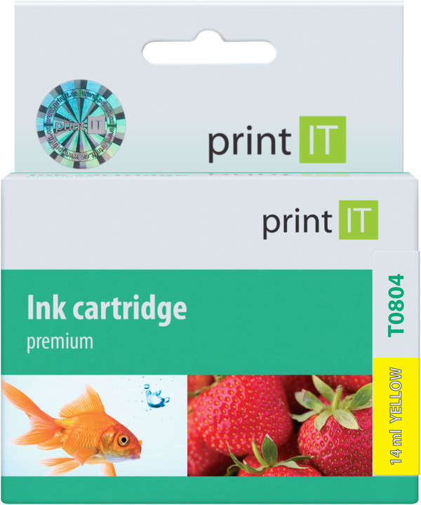 PRINT IT alternativní Epson T0804 R265/285/360/RX560/585/685