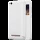 Nillkin Sparkle Leather Case pro Xiaomi Redmi 4A, bílá
