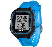 GARMIN Forerunner 25, XL, modrá/černá - 010-01353-11