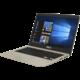 ASUS VivoBook S14 S410UQ, zlatá