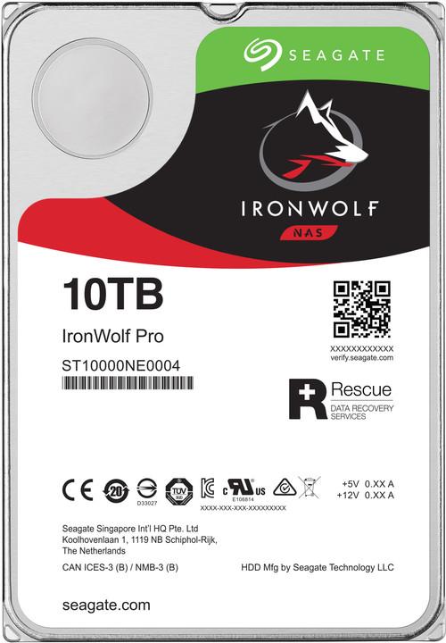 Seagate IronWolf PRO - 10TB
