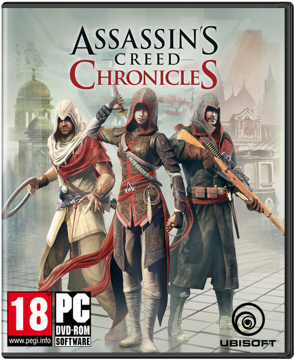 Assassin's Creed Chronicles - PC