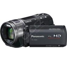Panasonic HC-X800EP-K, černá