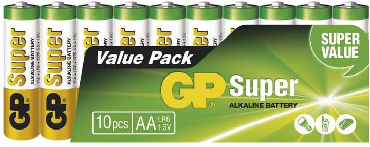 GP, alkalická, AA 10ks