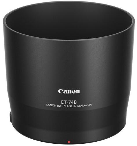 Canon ET-74B, sluneční clona