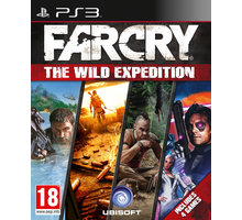 Far Cry: The Wild Expedition Compilation - PS3 - USP30129