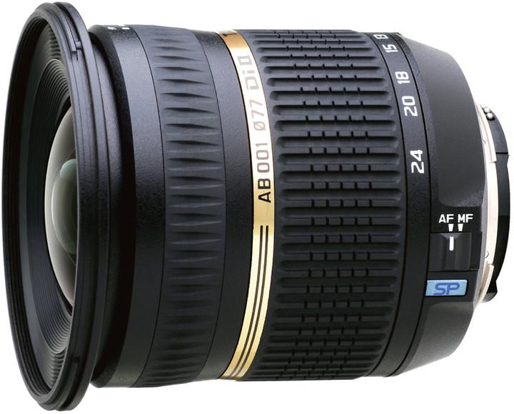Tamron SP AF 10-24mm F/3.5-4.5 Di-II pro Canon