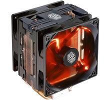 CoolerMaster Hyper 212 LED Turbo (Black Top Cover) - RR-212TK-16PR-R1