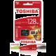 Toshiba Micro SDXC Exceria M302 128GB 90MB/s UHS-I U3 + adaptér