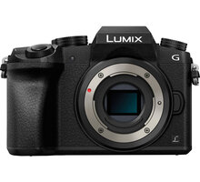 Panasonic Lumix DMC-G7 + objektiv 14-140mm - DMC-G7HEG-K