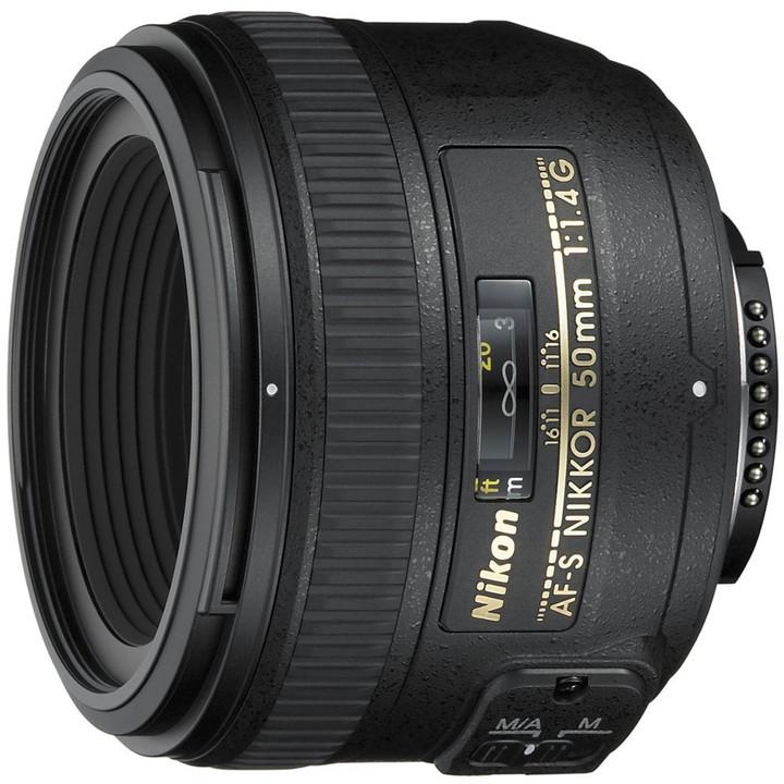 Nikkor 50mm f1.4 G AF-S