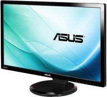 """ASUS VG278HV - LED monitor 27"""" - 90LME6001T02231C- + Myš Asus Cerberus v hodnetě 799,- k LCD Asus zdarma"""