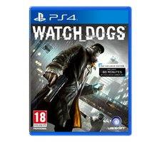 Watch Dogs - PS4 - USP4840