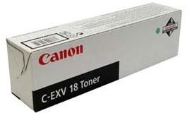 Canon C-EXV 18, černý