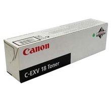 Canon C-EXV 18, černý - 0386B002