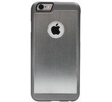 KMP hliníkové pouzdro pro iPhone 6, 6s, šedá - 1415600210
