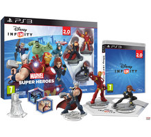 Disney Infinity 2.0: Marvel Super Heroes: Starter Pack - PS3 - 8717418435226
