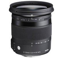 SIGMA 17-70mm F2.8-4 DC MACRO OS HSM pro Nikon