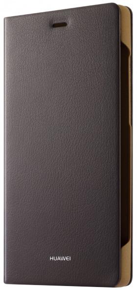 Huawei Original Folio Pouzdro Brown pro P8 (EU Blister)