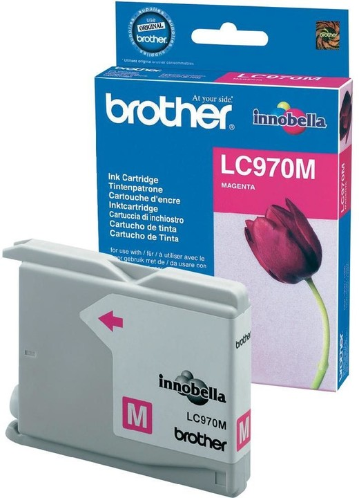 Brother LC-970M, magenta