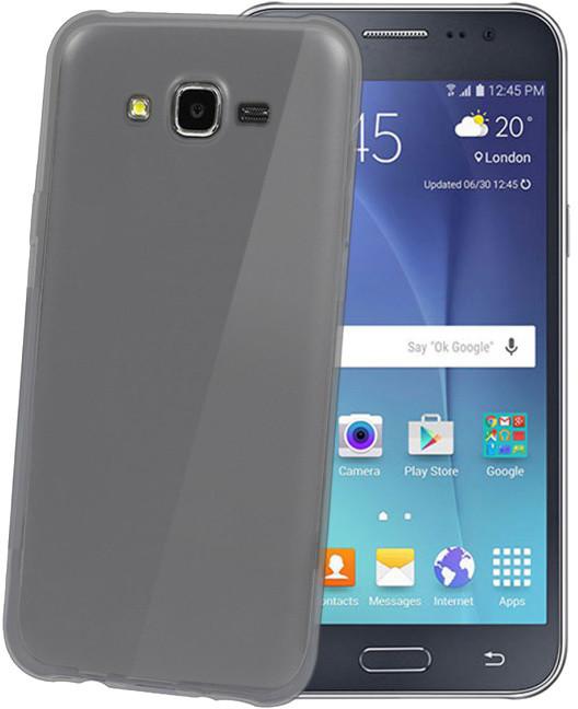 CELLY pouzdro Gelskin pro Samsung Galaxy J5, TPU - černá