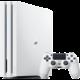 PlayStation 4 Pro, 1TB, bílá  + PlayStation Magazín v ceně 100 Kč