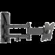 Meliconi 480850 Meliconi Slim Style 100SDR Nástěnný náklonný držák na TV, černá