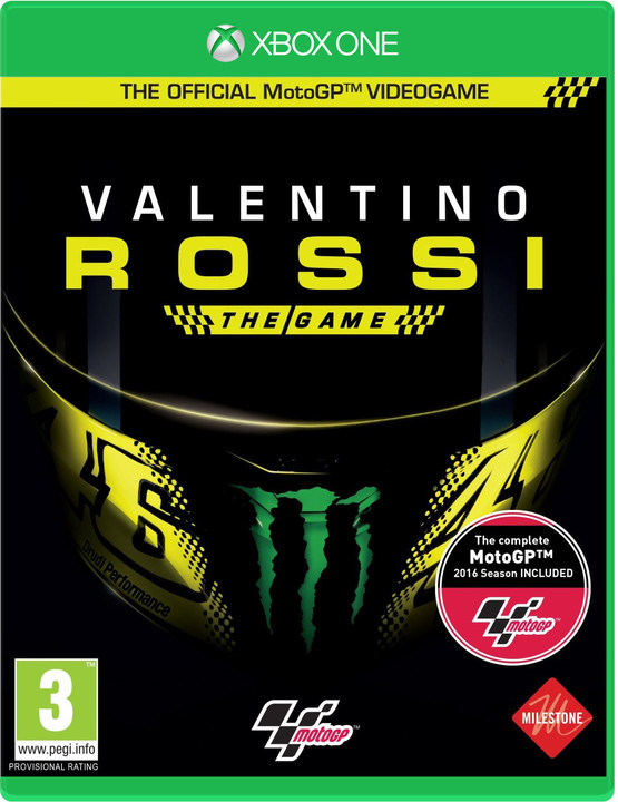 Valentino Rossi The Game (Xbox ONE)