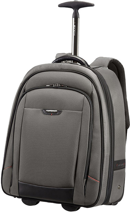 "Samsonite Pro-DLX 4 - LAPTOP BACKPACK/WH.17.3"", šedá"