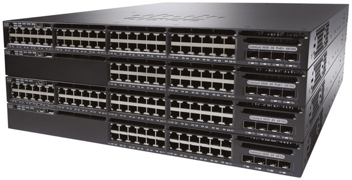 Cisco Catalyst C3650-24TS-S