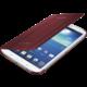 """Samsung polohovací pouzdro EF-BT310BR pro Samsung Galaxy Tab 3 8"""", červená"""