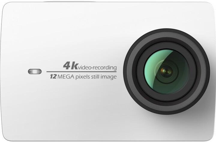 Xiaomi Yi 4K Action Camera 2, bílá