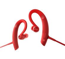 SONY MDR-XB80BS, červená - MDRXB80BSR.CE7