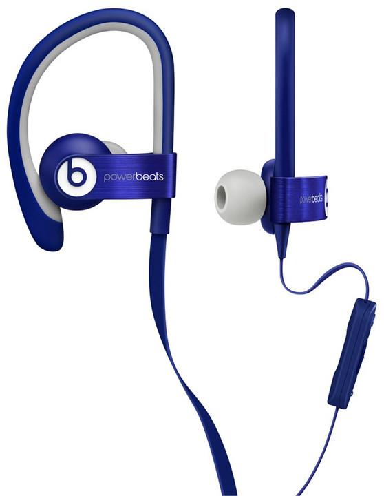 Beats Powerbeats 2, modrá