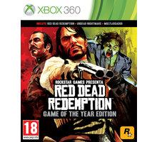 Red Dead Redemption GOTY - X360 - 5026555255080