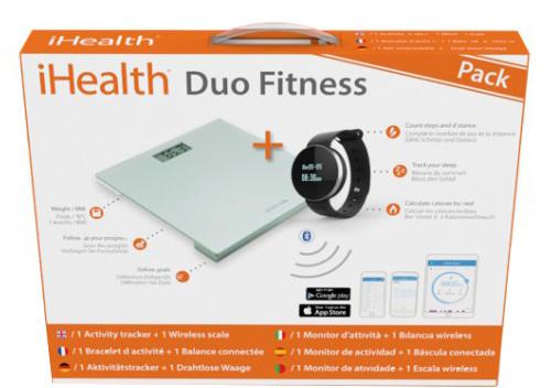 iHealth Duo Fitness