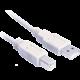 PremiumCord USB 2.0, A-B - 1m